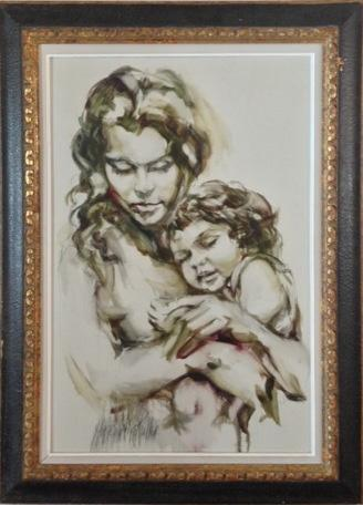 """Nurture"" A Mother's Love"""